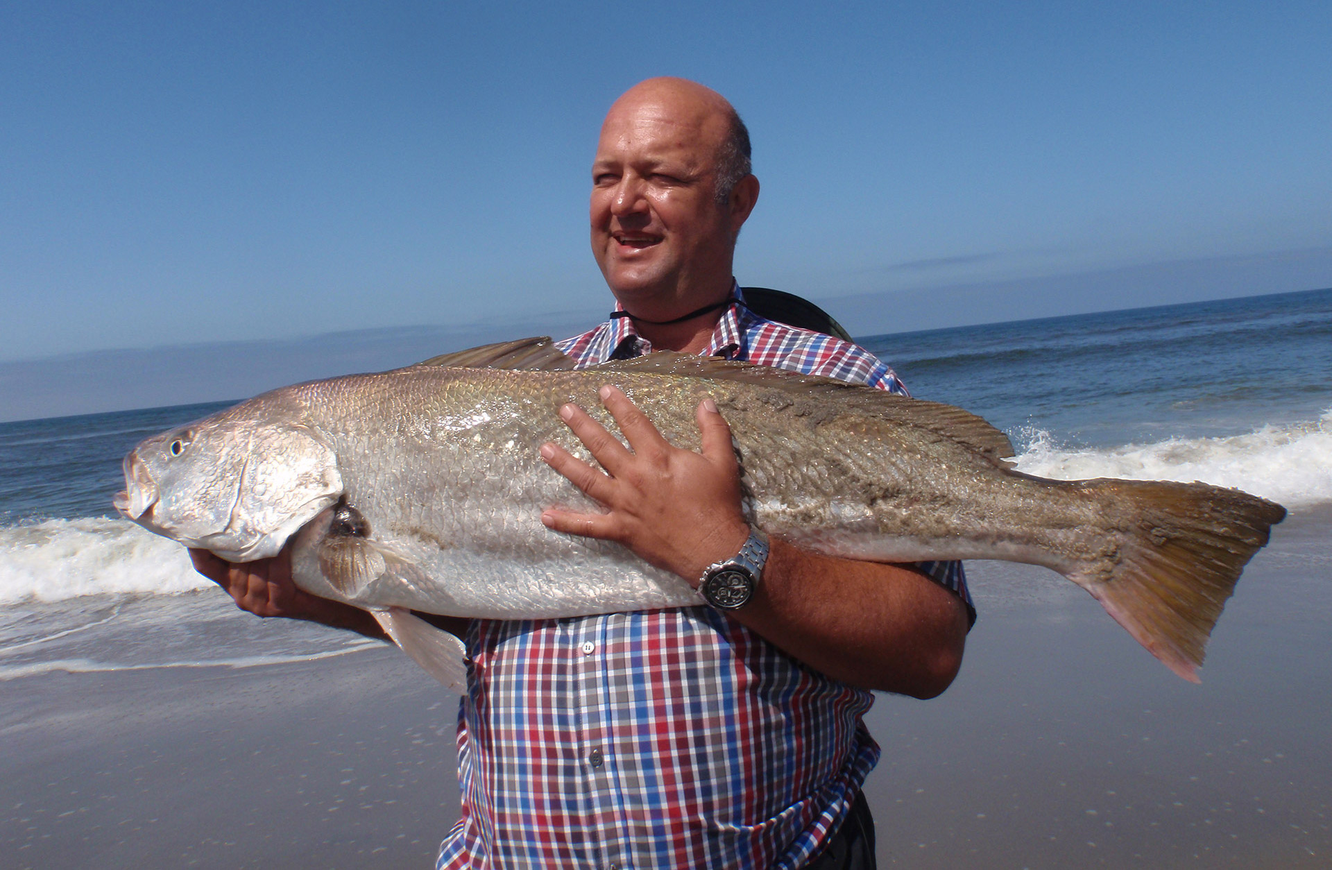 fishing trips namibia
