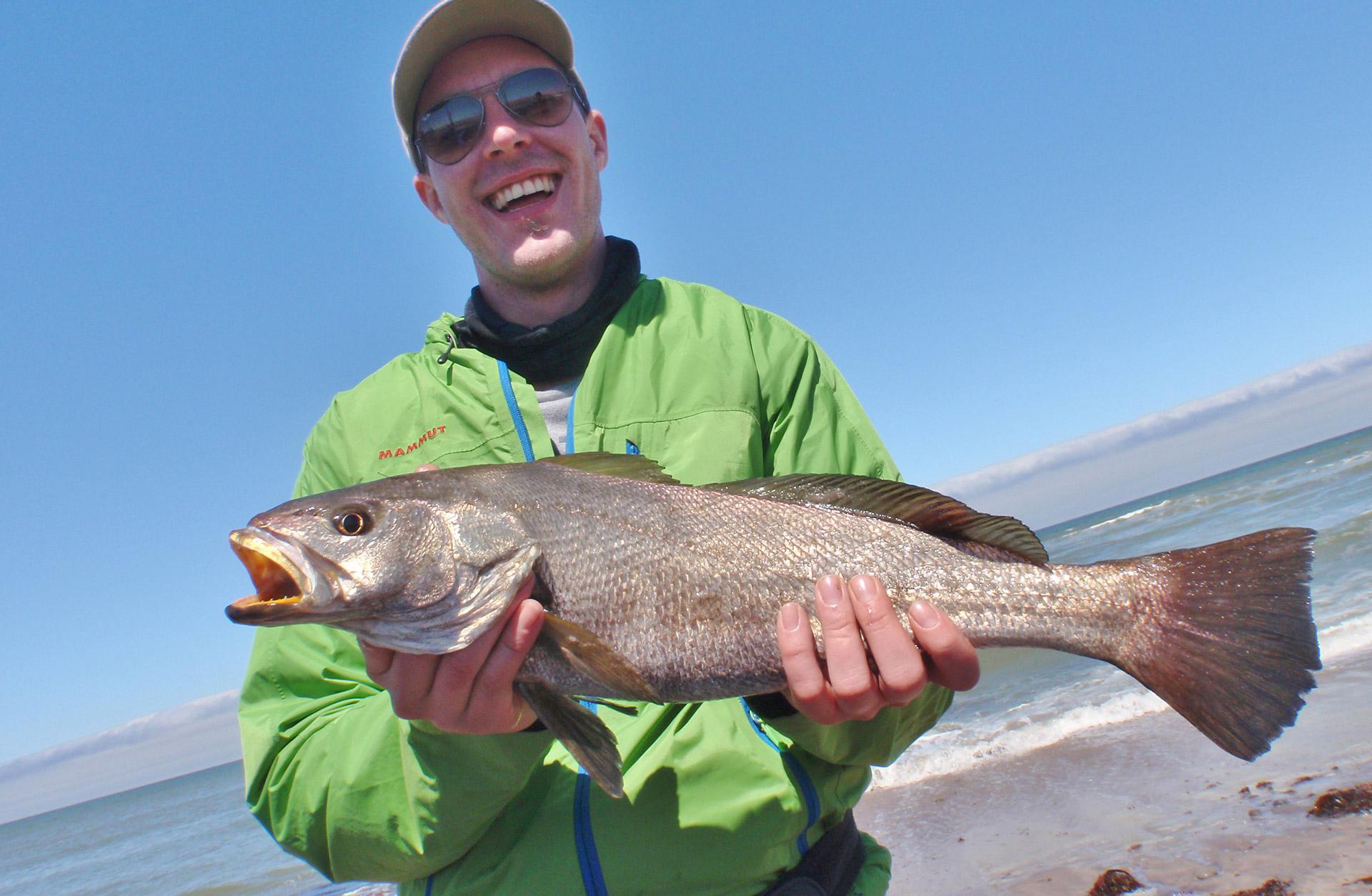 fishing trips namibia